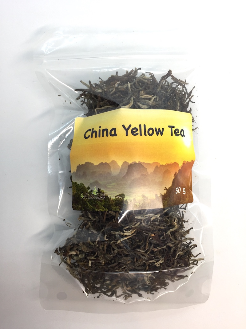China green selected 50g